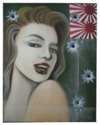 Peintures Guerre Visage Galerie Creation